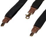 Wiseguy Suspenders - The Duck - Schwarz - Thumbnail 3