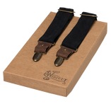 Wiseguy Suspenders - The Duck - Schwarz - Thumbnail 1